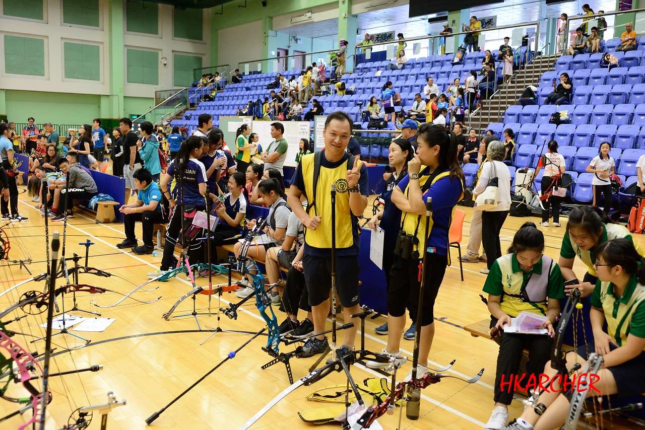 2018 Hong Kong Asian Youth Indoor Archery Open